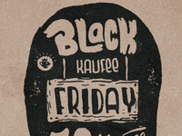 Black Kaufee Friday