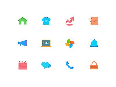 Icon+PSD ui icon psd color app