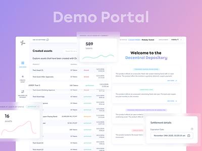 Atpar's Demo Portal appdesign app design ux ui figmadesign figma