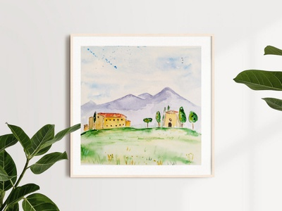 Italy traveling italy travel travelsketch watercolour watercolor painting illustration sketch