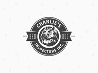 Charlies Bed Bug Inspector Badge