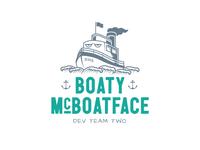 Boaty Mcboatface Logo