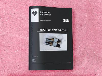 Fashion Brochure - free Google Docs Template brochure template google docs free templates free template design