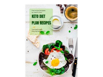 Keto Diet Book - free Google Docs Template book google docs free templates design free template