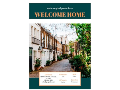 Beautiful Airbnb Welcome Book - free Google Docs Template book google docs free templates design free template