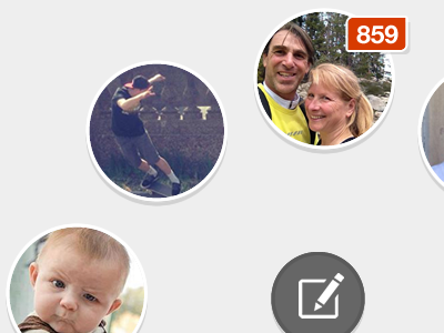 Messaging App Idea ios messaging idea