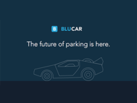 BluCar Ad Idea