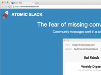 Atomic Slack