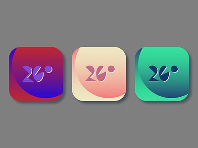 Daily UI #005 (App Icon) icons vector icon design icon branding logo ui design app aesthetic daily ui challenge