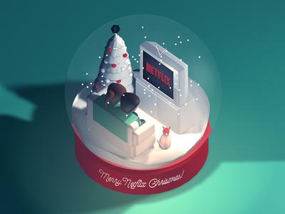 Merry Netflix Christmas
