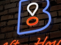 Preview of some 3D neon sign work