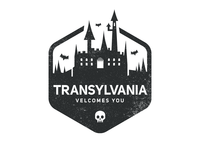 Transylvania badge