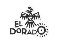 El Dorado type and bird