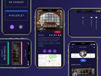 Weez App Screens