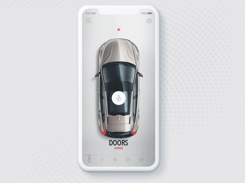Volvo volvo smart link volvo app auto parking vehicle info car controller