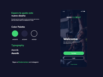 Workout App Concept fitness app fitness workout app train gym workout concept appdesign figma uidesign design app concept design adobexd uxdesign