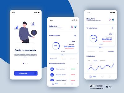 Wallet Concept designui minimalist banking bank card bank app wallet bank ui figma concept design app concept design uidesign adobexd uxdesign