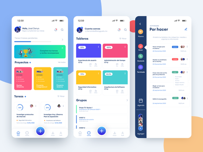 Task App Concept Design icons school app canvas finished doing to do task list task uxui ux figmadesign concept design app concept design uidesign adobexd uxdesign