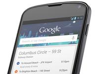 Google Now – Transit