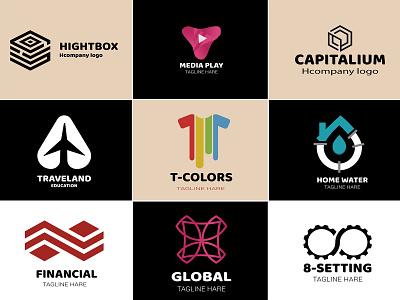 Practice logo banner businesscard illustration icon vector typography branding logo