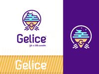 Ice cream Logo concept 3