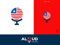 Aloud final approved logo