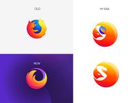 My idea on Firefox rebrand