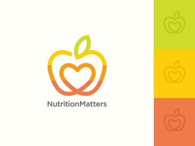 Fruit / Nutrition Logo Design