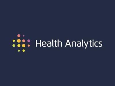 Health Analytics Logo Design
