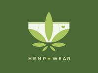 Hemp Underwear / Organic Clothing Logo Design