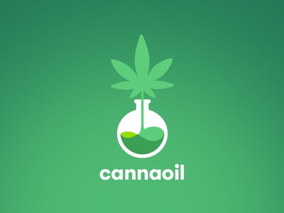 Cannabis Extract / CBD Tincture Logo Design branding logo herbal plant thc drops marijuana healing medicine medical green liquid tinctures extracts oils leaves leaf hemp cbd cannabis