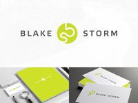 Initials SB / Landscape Architecture Logo Design