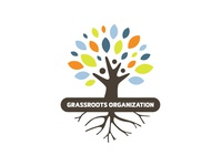 Grassroots Organization / Flourishing Tree Logo Design