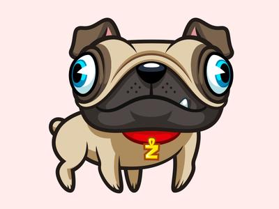 Spectacular Pug