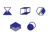 Icon system for Etch Design Lab