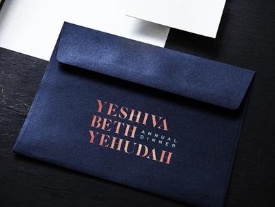 YBY Dinner 2019 Branding