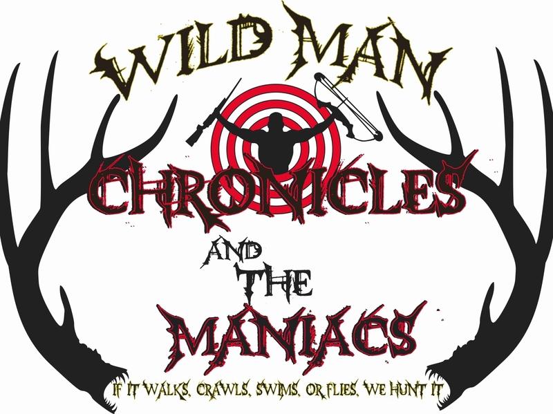 Wild Man Chronicles logo logo vector illustration graphic