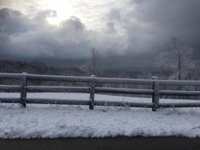 Dutch Ridge Snow Storm photo winter