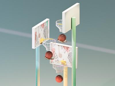 Bonbon ferrero basketball logo sports net chacolate court basketball