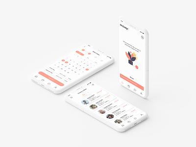 Tabby casestudy cats minimal branding appdesign app ui ux