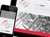 2arget Client Website