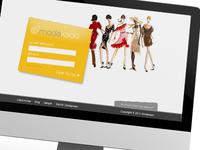 Modakado Private Shopping - Client Website