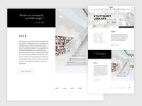 Yi Architects / Project page Stuttgart library