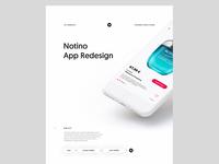 Notino App Case Study / work-in-progress