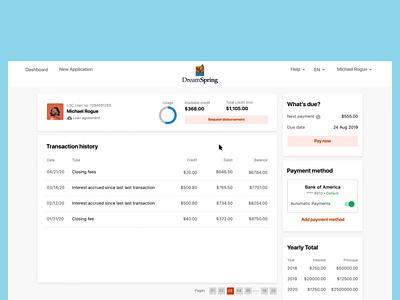 Cashflow manager interaction money app finances financial finance app banking ux banking credit credit card fintech finance