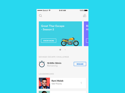 Travel App: Home page  freebie travel dashboard minimal illustration challenge app ios ux ui swipe cards