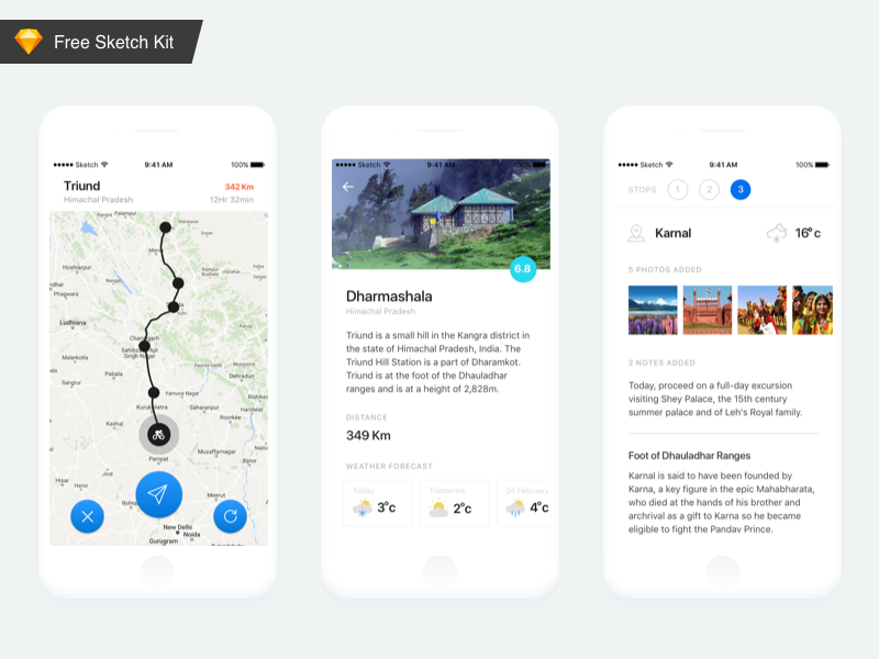 Download 🎁 Itinerary creation on Mobile