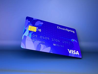 Design for credit card credit card 3d animation 3d model cinema4d gif animated gif ui app payment debit card design creditcard