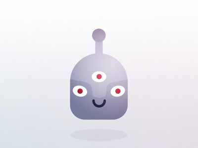 Robot - Vector Dailies