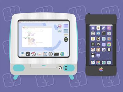Copland - Free macOS & iOS Theme 1997 icons macos iso theme